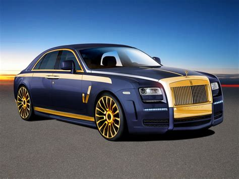 Rolls Royce Cars 2011
