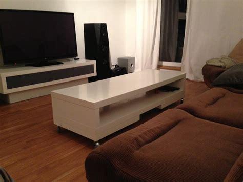 lack tv unit again coffee table ikea hackers ikea