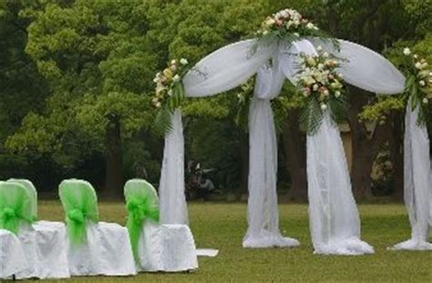 outdoor weddings do yourself ideas wedding ideas receptions wedding and green