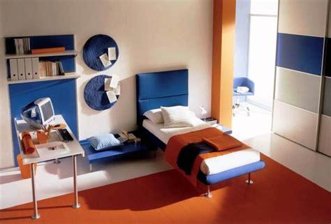 cool blue kids bedroom rilane