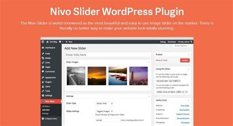 Best Slideshow (content Slider) Plugins For Wordpress