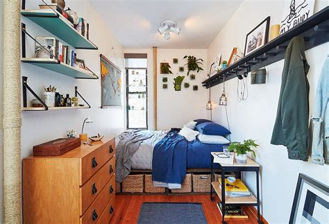 a tiny apartment makeover packed with stylish solutions