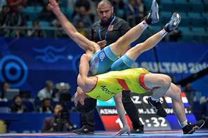 Kazakhstan Secures Two 2020 Olympic Licenses At Senior