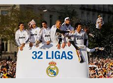 PHOTO GALLERY Real Madrid clinch La Liga title