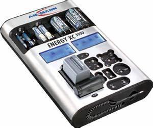 Chargeur De Piles Universel : chargeur et testeur de pile et batterie pro ansmann ~ Melissatoandfro.com Idées de Décoration