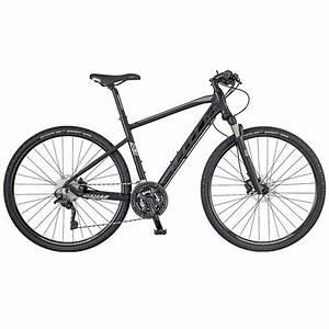 Cross Bike Herren : scott sub cross 10 herren trekking bike fahrrad schwarz ~ Kayakingforconservation.com Haus und Dekorationen
