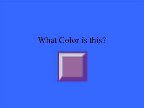 What Color Is by Jeopardy For Pre K Or Autism Special Needs