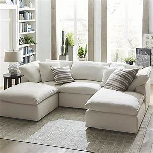 Envelop small double chaise sectional for Small sectional sofas with chaise lounge