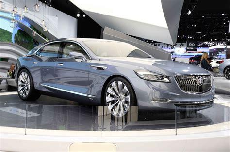 New Buick Sedan by A Buick 2015 Avenir Sedan Concept Demonstrating A New