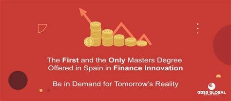 master  digital financial management  barcelona gbsb