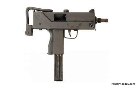 MAC-10 Submachine Gun   Military-Today.com