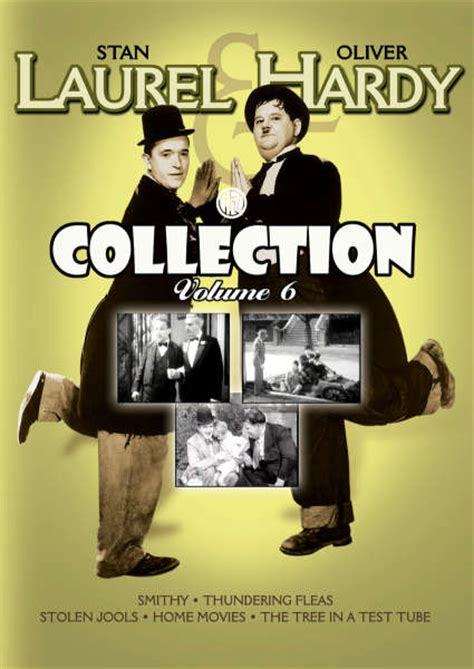 laurel  hardy collection vol  dvd zavvi