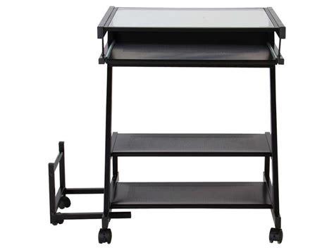 bureau noir conforama bureau informatique fusion ii coloris noir vente de