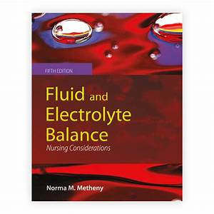 Download Pdf Nurses Guide To Fluid And Electrolyte Balance