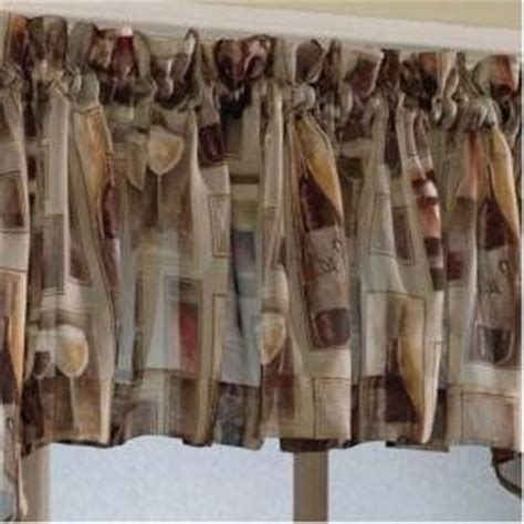 Grape Kitchen Curtains Valances by Anns Home Decor And More Tastings Wine Grapes Vineyard