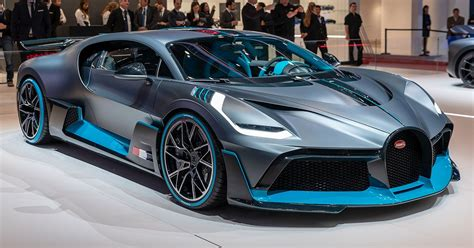 Bugatti presented several concept cars between 1998 and 2000 before. Bugatti Divo: Costs, Facts, And Figures   HotCars