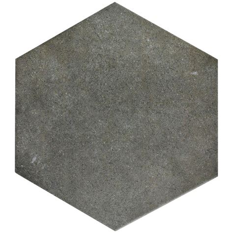 merola tile vintage hex marengo 8 5 8 in x 9 7 8 in