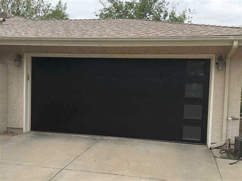 Open The Garage Door by Our Work