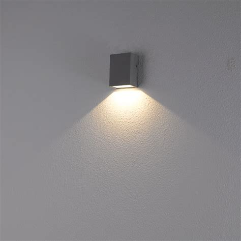 lightel lth2562 rectangular downwards facing exterior wall