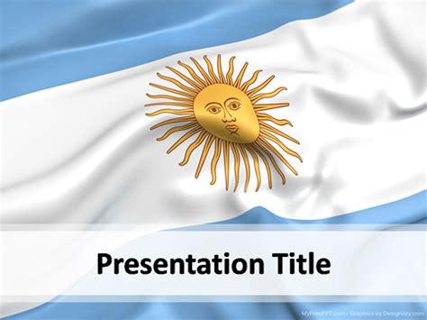 argentina powerpoint template   powerpoint