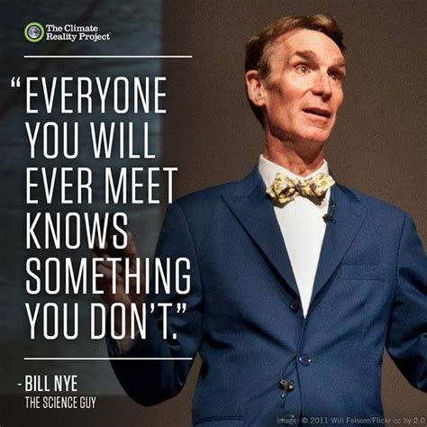 Bill Nye Quotes Bill Nye The Science Quotes Quotesgram