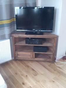 Meuble Tv En Coin : meuble tv de coin blog de frederic cousin ~ Farleysfitness.com Idées de Décoration