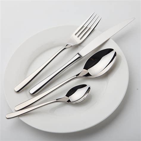 Dinnerware Set Stainless Steel Tableware Luxury Cutlery