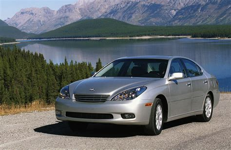 lexus es 2003 the toyota to lexus story from loom to spindle