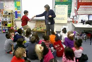Sally Keith, a first-grade teacher at Pleasant Hill ...