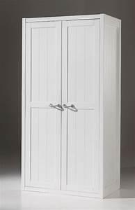 Kleiderschrank Weiß 100 Cm : kleiderschrank lewis schrank mit 2 t ren und kleiderstange 100 cm weiss 5420070213769 ebay ~ Bigdaddyawards.com Haus und Dekorationen