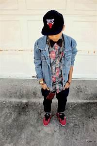 Shop This Look Chicago Bulls Snapback u0026 Air Jordan Sneakers - Hipster Blog