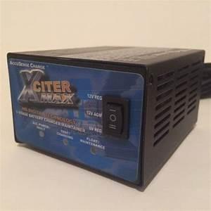 Batterie 12 Volts : 6 volt 12 volt battery charger dpi accusense xcitermax ~ Farleysfitness.com Idées de Décoration