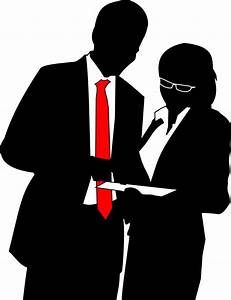 Clipart - Gente de Negocios, business people