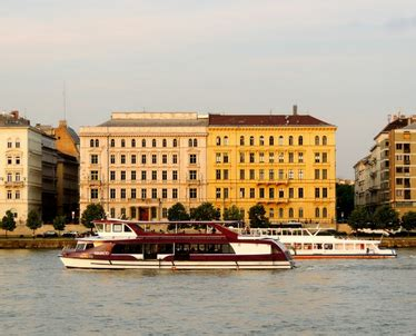 Boat Cruise Vienna To Budapest by Vienna Budapest River Cruise