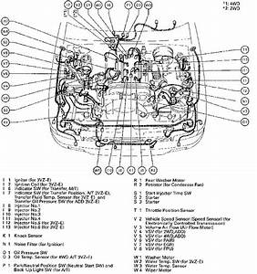 1995 Toyota 4runner V6 Engine Diagram