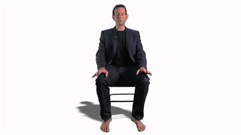 Sitting Chair by Learning Mindfulness Meditation In A Chair