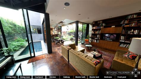 earthy modern  marmol radziner house  venice la