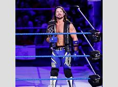 5 Best matches of AJ Styles in WWE