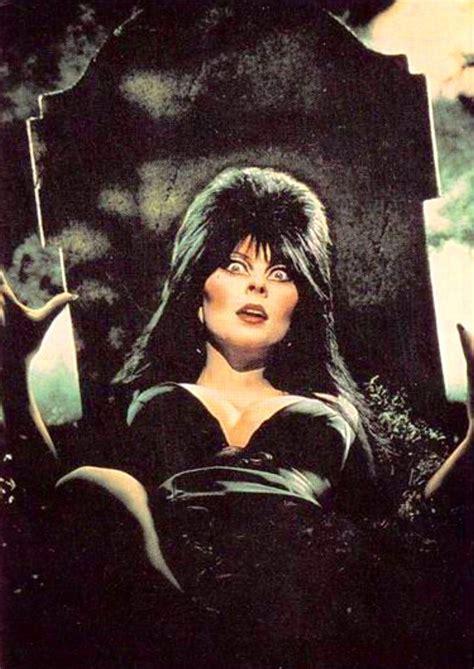 108 Best Elvira A Rainha Das Trevas Images On Pinterest