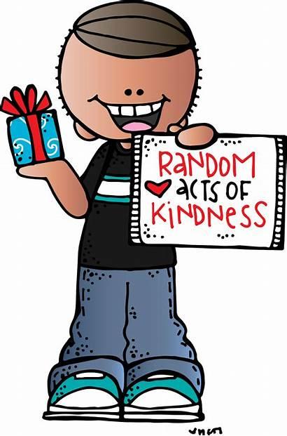 Kindness Melonheadz Clipart Happy Acts Clip Random