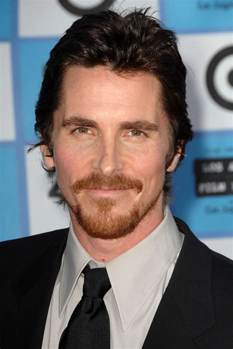 Christian Bale Arrivals For Los Angeles Film