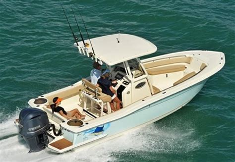 Scout Boats 245 Xsf Reviews by Scout 245 Xsf 2014 Used Boat For Sale In Somers Point New