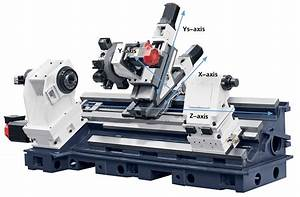 Cnc Lathes U2014what You Need To Know