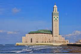 King Hassan II Mosque  Exterior The King Hassan II Mosque  Interior  Beautiful Masjid On Water