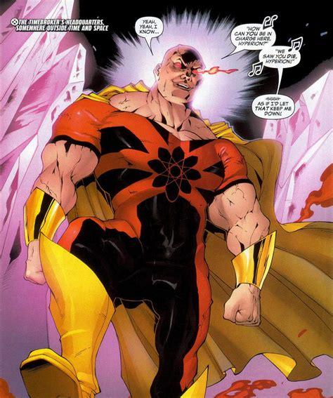 Weakness Exles by Blue Marvel Vs King Hyperion Battles Comic Vine