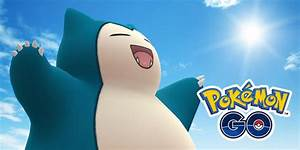 Body Slam Snorlax Announced As A July Field Research
