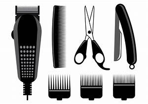 Free Hair Clippers Vector - Download Free Vector Art ...