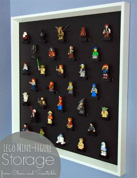 creative lego storage ideas
