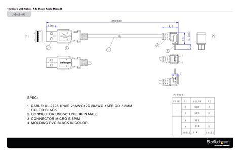 usb 2 0 to wiring diagram wiring circuit
