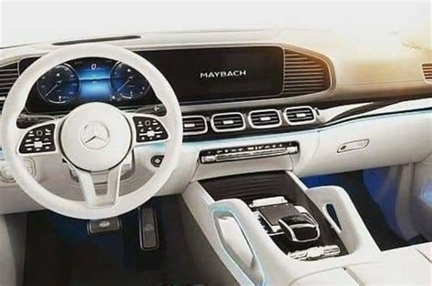 2020 mercedes s class will have significantly more touch. Ultra-Luxurious Mercedes Maybach GLS 600 Flagship SUV Revealed